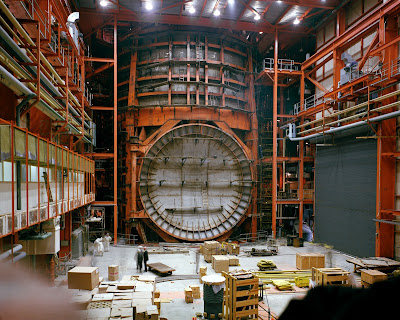 S A on Thermal Vacuum Chamber