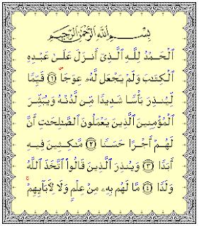 Downlad mp3 Qur'an Surah Al-Kahfi
