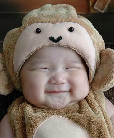 Foto Bayi Lucu dan Imut Menggunakan Kostum Boneka Beruang - www ...