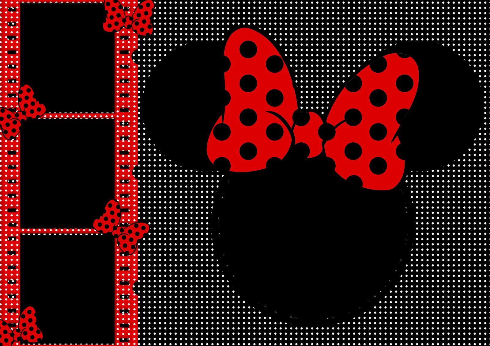 Minnie Mouse Para Enmarcar Fotos Imagenes Y Dibujos