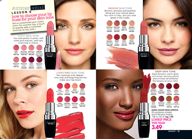 how to choose the right lipstick color for you
