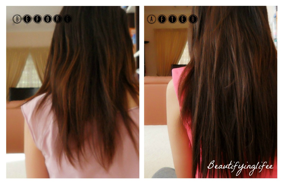 Review Hair Extensions Beautifying Life