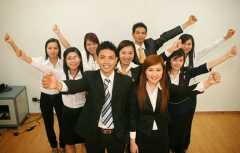 Quản lý nhân viên hiệu quả sẽ tăng lợi ích cho công ty và tăng thêm sự gần gũi giúa người quản lý và nhân viên