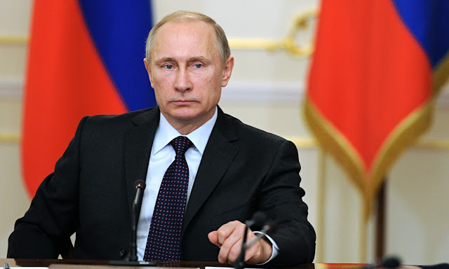 Russian President Vladimir Putin 'Fully Mobilized' as Turkey Sends Arms To Rebels