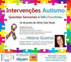 Curso Intervenções Autismo - Questões Sensoriais e DIR Floortime