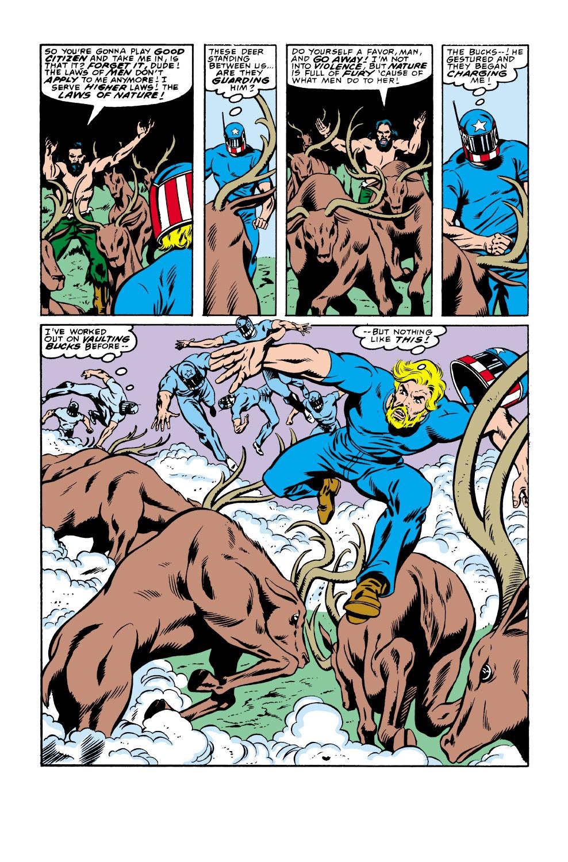 Captain America (1968) Issue #336 #265 - English 16