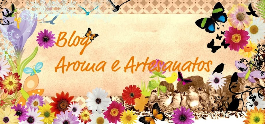 **Aroma e Artesanatos**