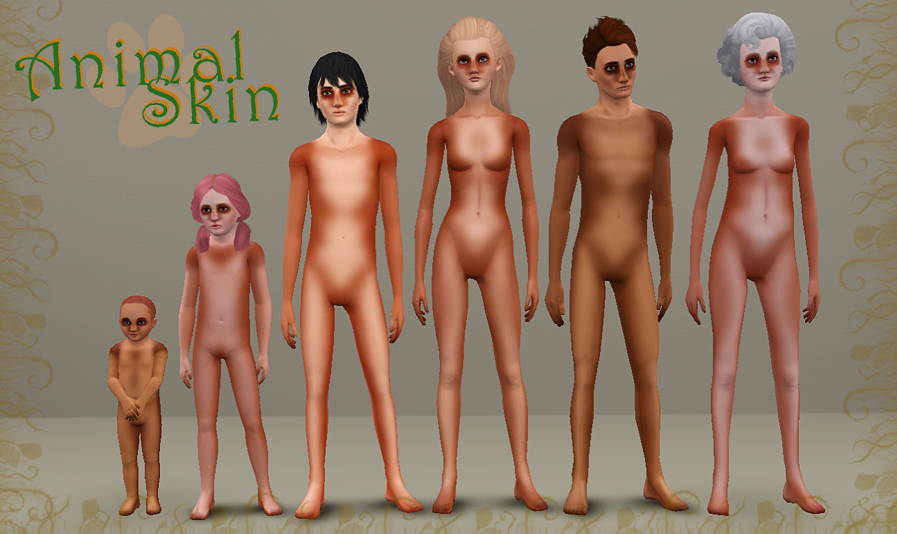 sims 2 nude skins