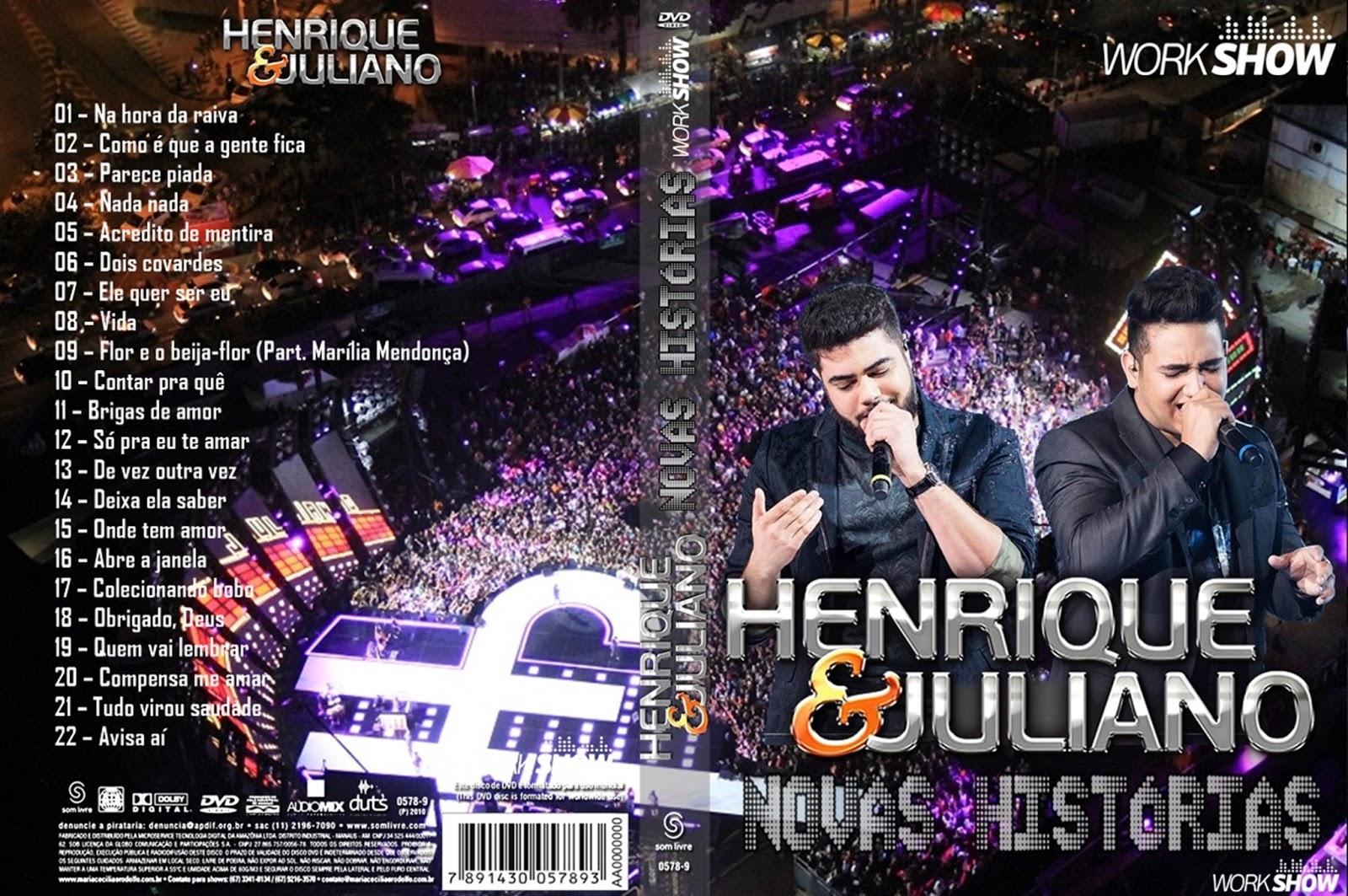 Henrique e Juliano Novas Histórias Ao Vivo Em Recife DVDRip + DVD-R Henrique 2B 2526 2BJuliano 2B  2BNovas 2BHistorias 2B  2BAo 2BVivo 2BEm 2BRecife