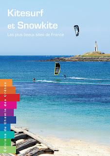 Photographe kitesurf surf aux Glenan Bretagne Kristen Pelou
