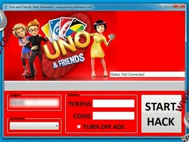 UNO AND FRIENDS HACK FOR ANDROID AND iOS