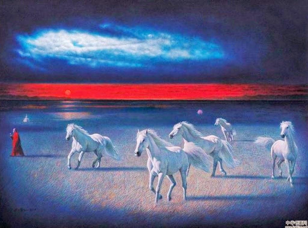 caballos-blancos-pintados