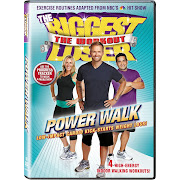 So I decided to give the Biggest Loser Power Walk DVD a try.