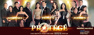 Protege The Battle For The Big Artista Break Top 20
