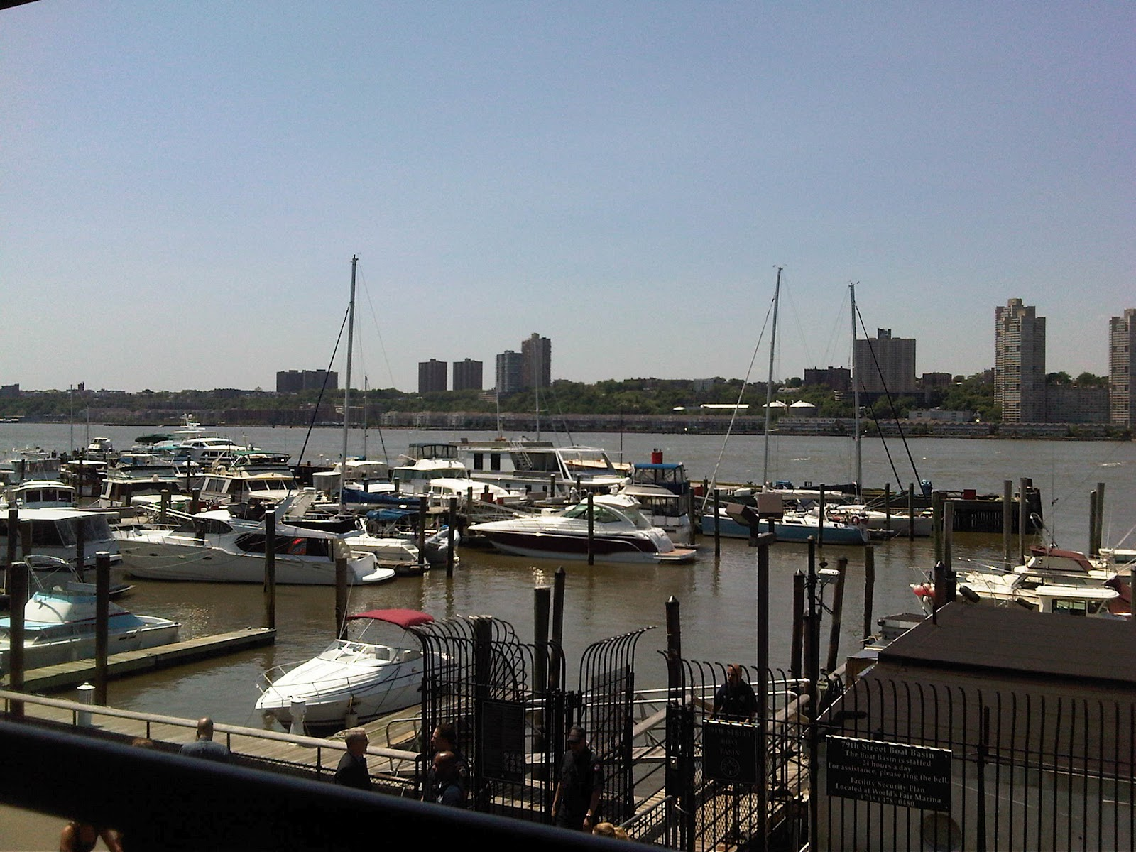 The Boat Basin Cafe New York