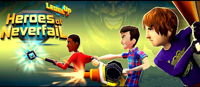 Level Up: Heroes of Neverfail v6 Apk | 138 MB
