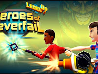 Level Up: Heroes of Neverfail Apk v6