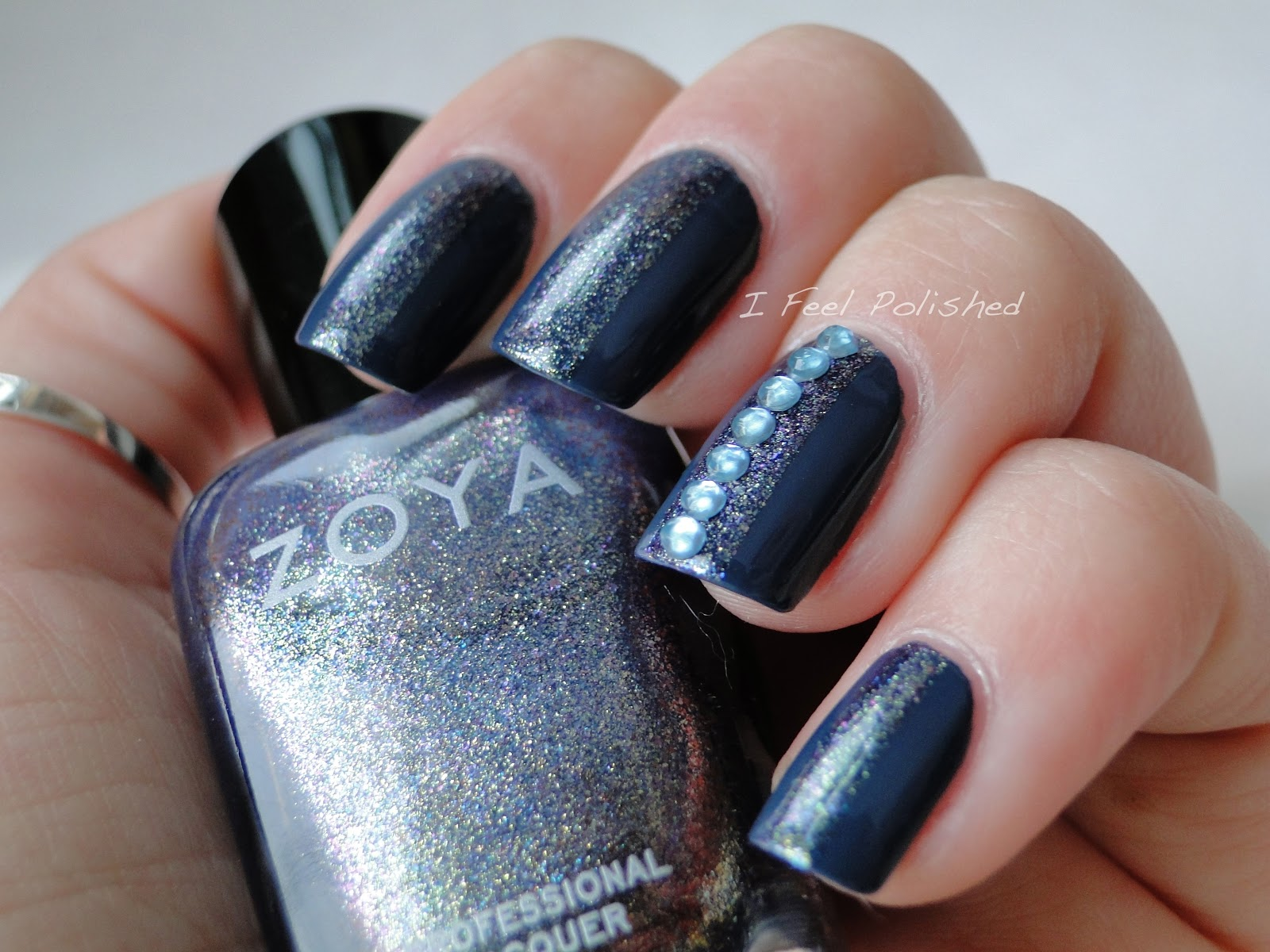 I Feel Polished!: New Year\'s Eve Nails