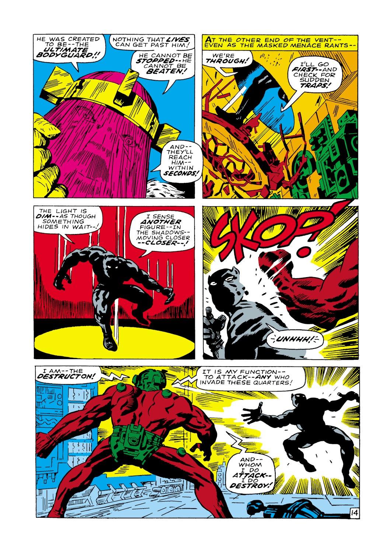 Captain America (1968) Issue #100 #14 - English 15