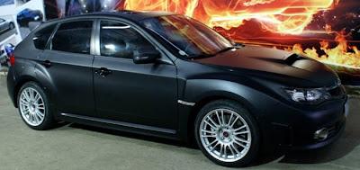 Fotos de carros envelopados - Nova moda 5