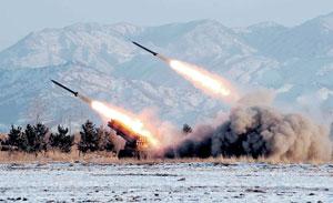Amerika kukuh pertahanan hadapi serangan peluru berpandu Korea Utara
