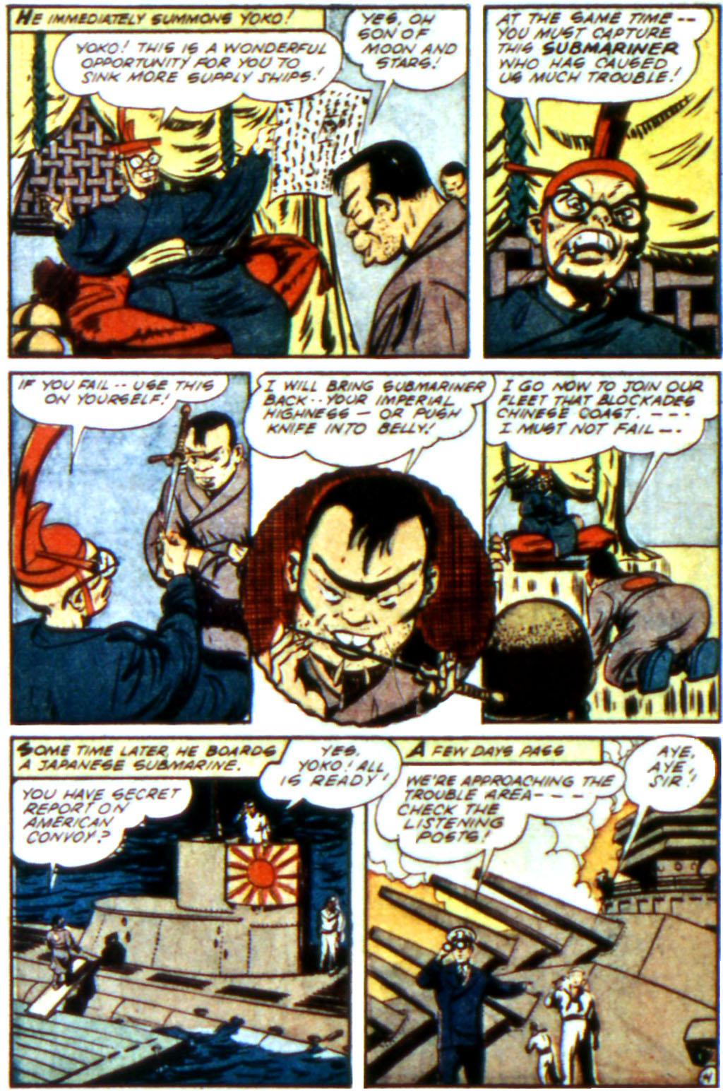 Sub-Mariner Comics Issue #11 #11 - English 6