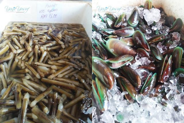 Restoran Seafood Juvita, Banting, Selangor