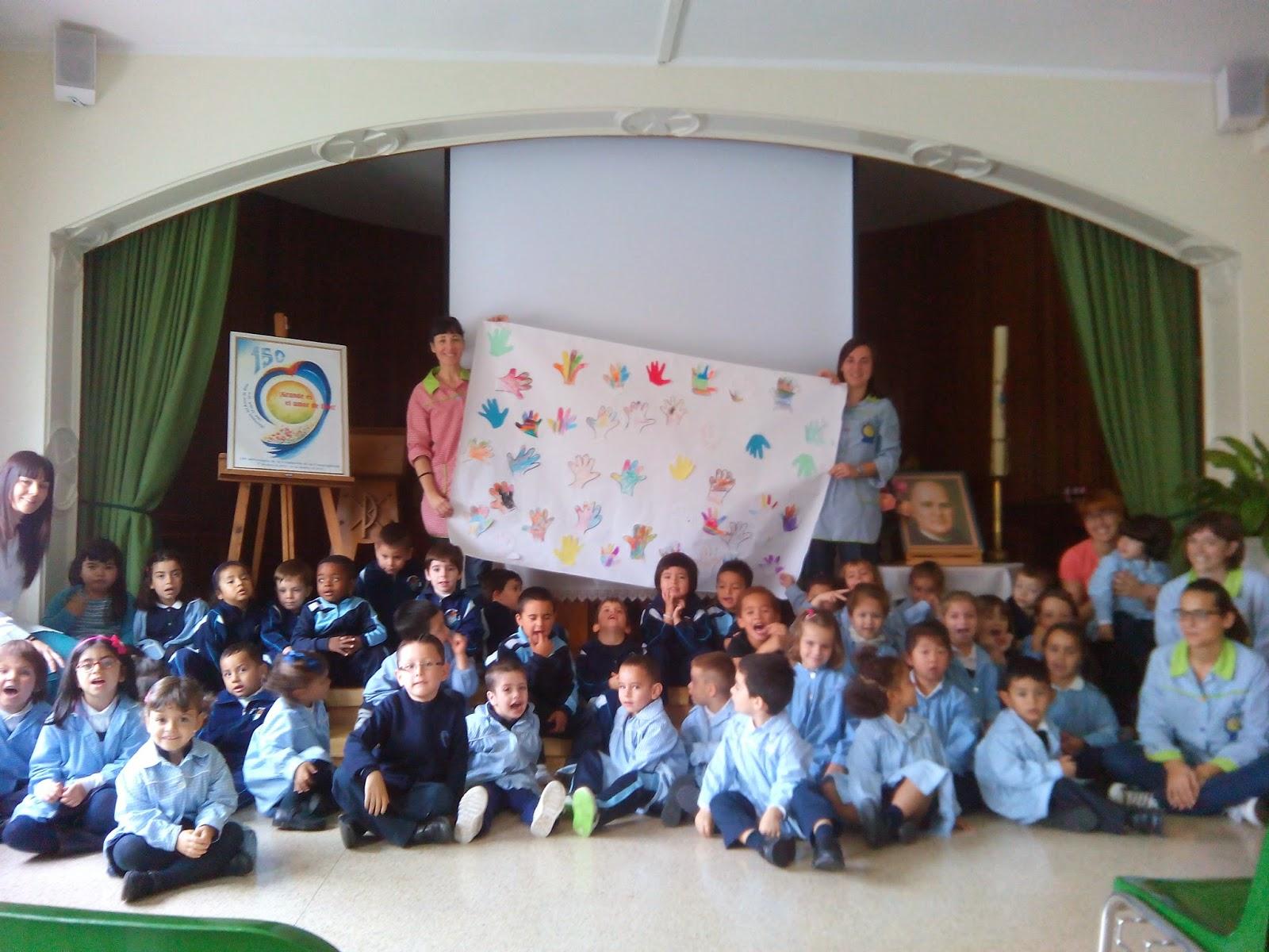 Colegio amor de dios burlada clausura celebraci n 150 - Colegio amor de dios oviedo ...
