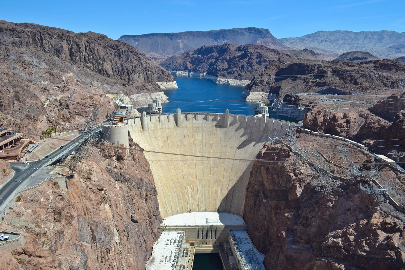 World Wondering: Preview: The Hoover Dam