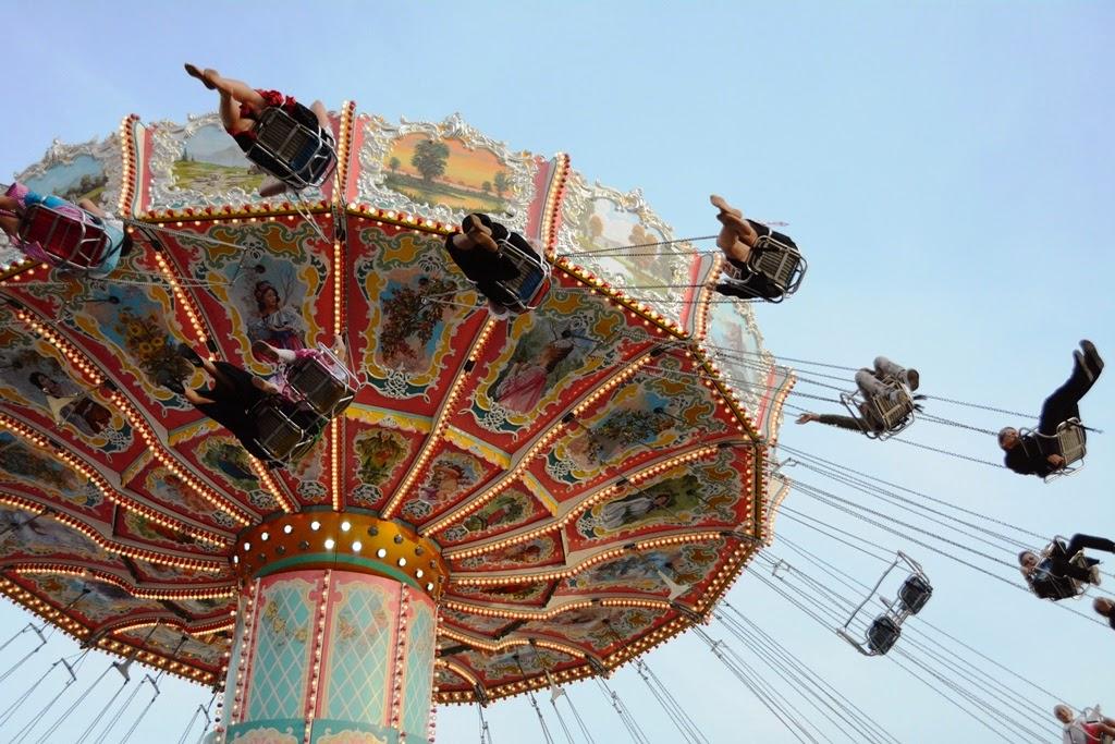 Oktoberfest Carnival 2014 swing