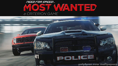 Download NFS Most Wanted Cracked IPA