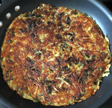 potatoes rösti