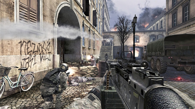 Call of Duty Modern Warfare 3 Free Download Photo