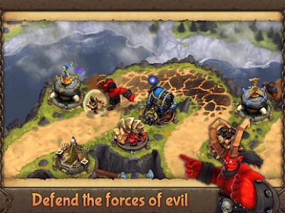 evil defenders mod apk