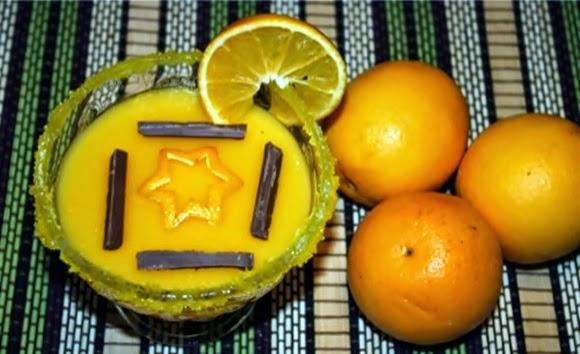 Natilla De Naranja