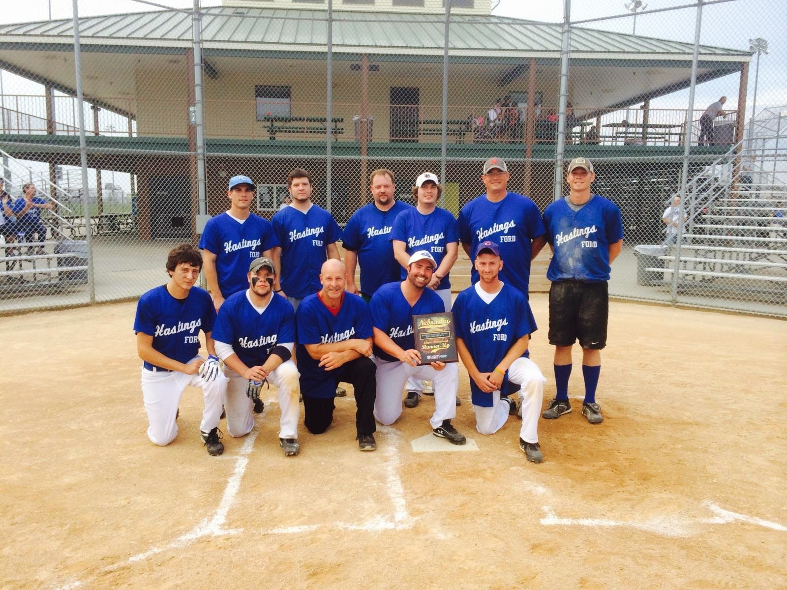 2014 Hastings Ford Lincoln Men s Slow Pitch Softball League