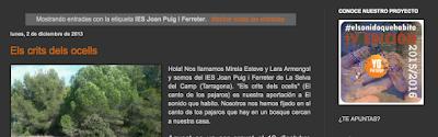 http://elsonidoquehabito.blogspot.com.es/search/label/IES%20Joan%20Puig%20i%20Ferreter