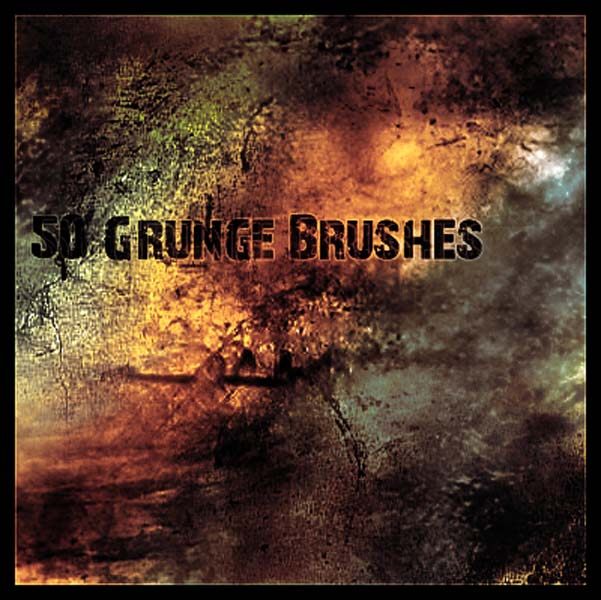 gRUNg BRUSHEs by KeReN R 30 Must Have Grunge Photoshop Brushes Collection Set