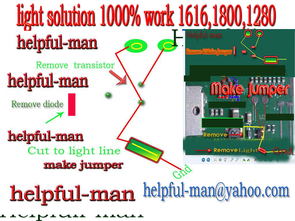 1616 1800 1280 Light 100.000% new solution