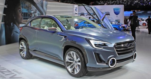 2017 Subaru Tribeca