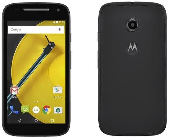 Nuevo Motorola Moto E 4G - bq aquaris