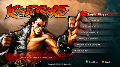 Download Game Kung Fu Strike The Warriors Rise