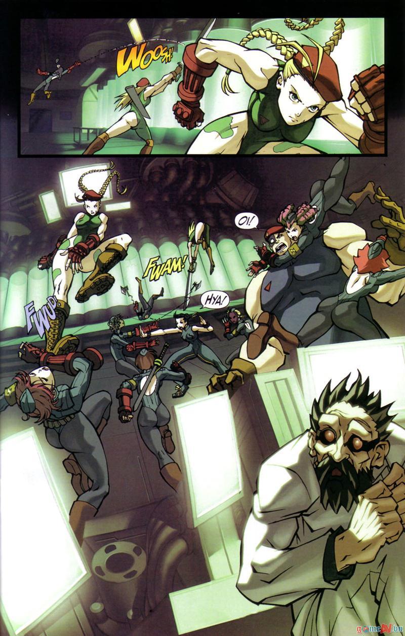 Street Fighter chap 12 - Trang 10