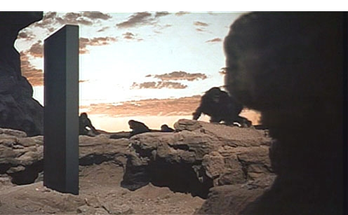 The Rolling Picture: Film Review: 2001: A Space Odyssey