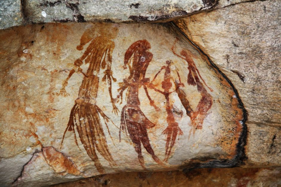Who were the first Australians?