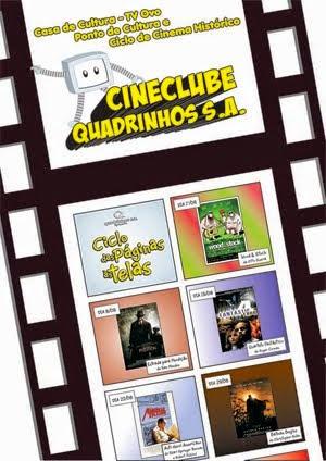 1º Cineclube Quadrinhos S.A. (2008)