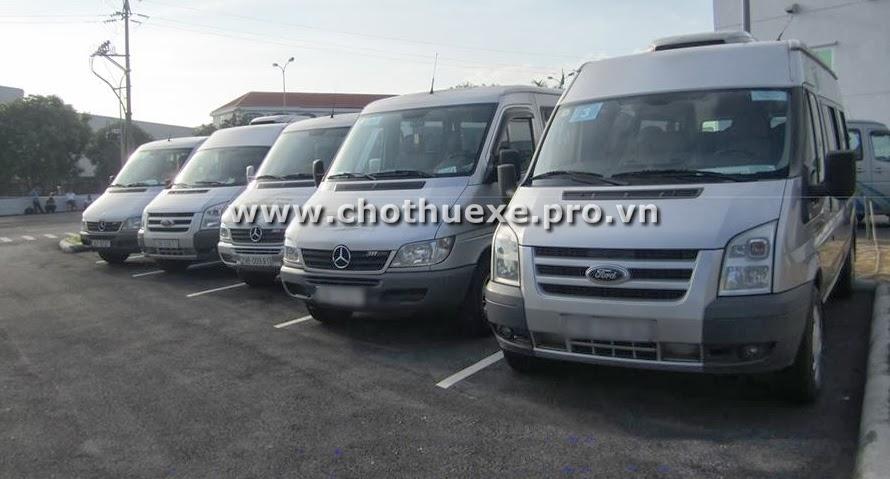 Cho thuê xe 4 7 16 29 35 đi Vĩnh Phúc Vĩnh Yên