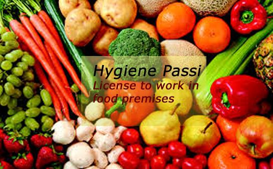 Hygiene test in finland for Hygiene cuisine