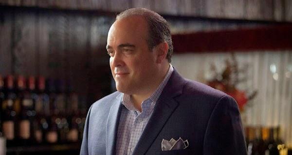 Imagen David Zayas como Maroni de Gotham 1x04