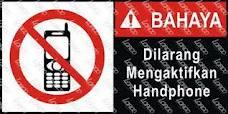 Matikan Handphone